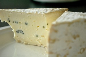 Blue cheese for Sauternes wine